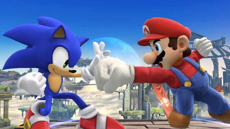 Illustration for article titled I like Sonic's Friends More Than Mario's