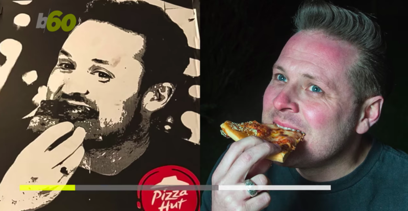 Illustration for article titled Stubbly 30-something white dude claims Pizza Hut stole his likeness