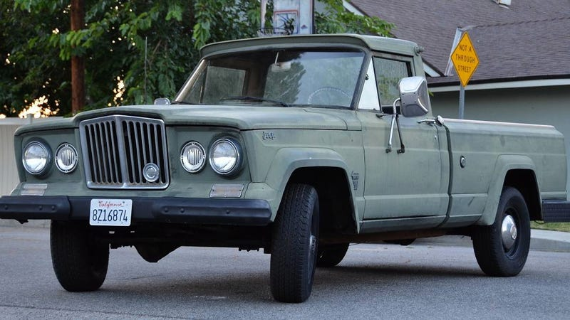 Progressive Dodge >> For $4,900, Are You Not Entertained By This 1964 Jeep Gladiator?