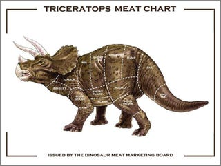 Illustration for article titled Know your Triceratops cuts...