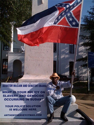 Illustration for article titled Another post about the Battle Flag