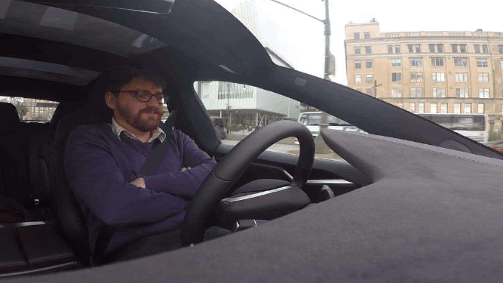 """Así es el """"piloto automático"""" de Tesla que los Model S recibirán como una actualización"""