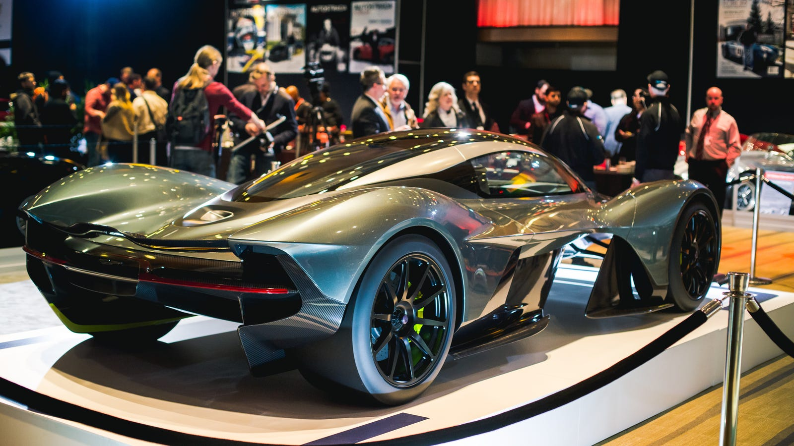 The aston martin valkyrie won t let you get fat