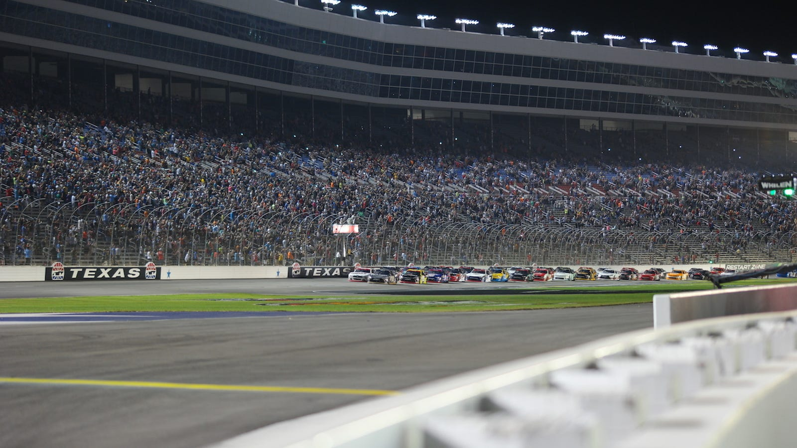 We 39 re at the texas motor speedway nascar races this weekend for Texas motor speedway schedule this weekend