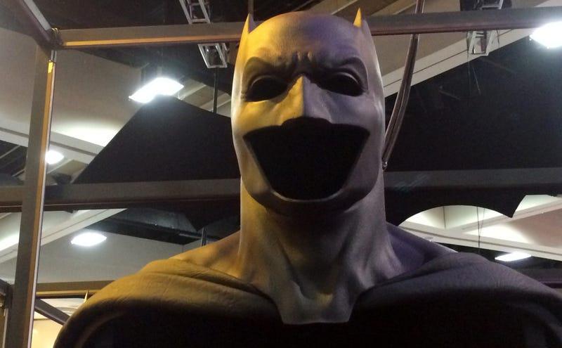 Illustration for article titled Revelan en detalle la máscara de Batman en Batman V. Superman