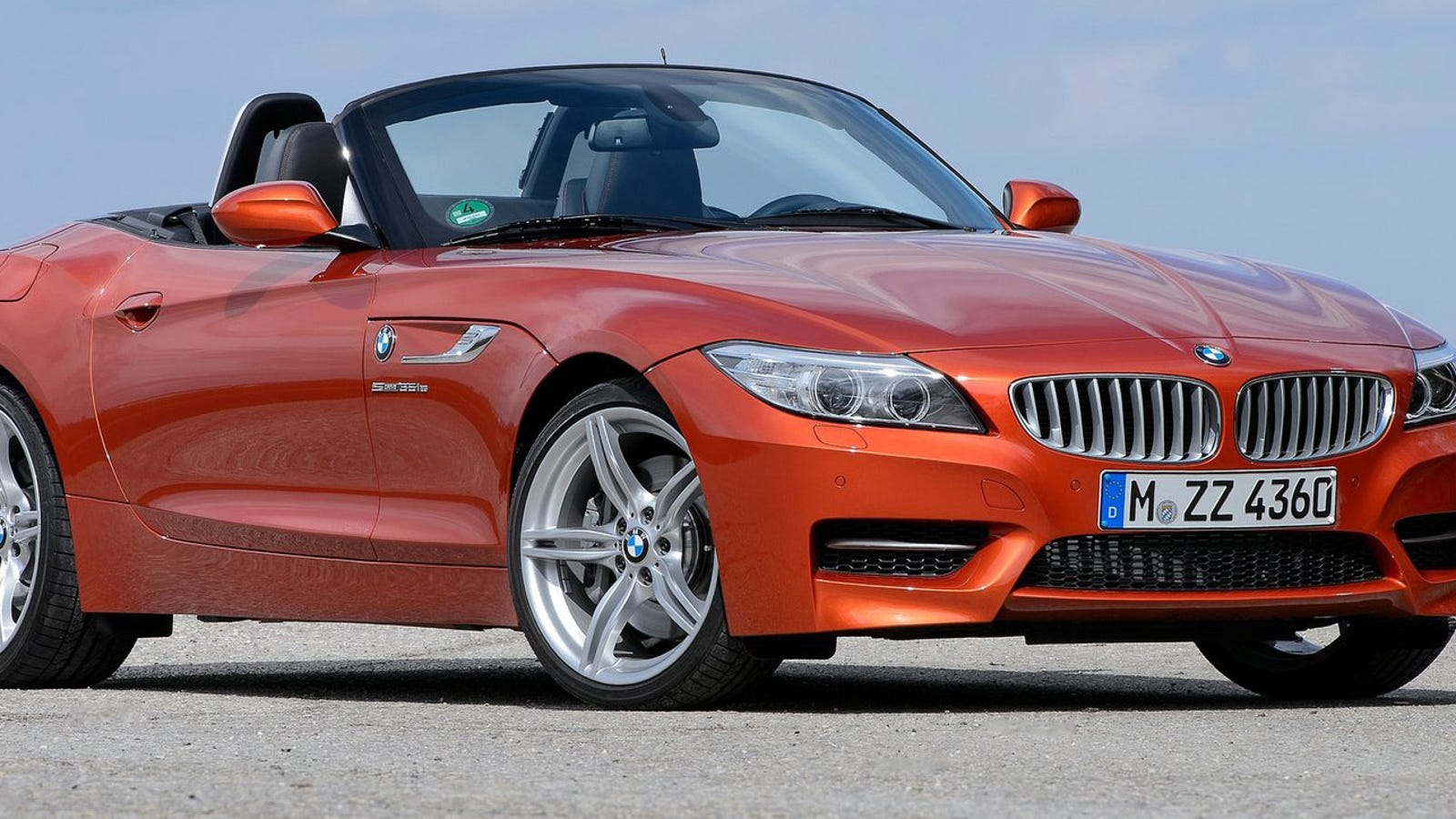 BMW Just Quietly Smothered The BMW Z4 Out Of Production