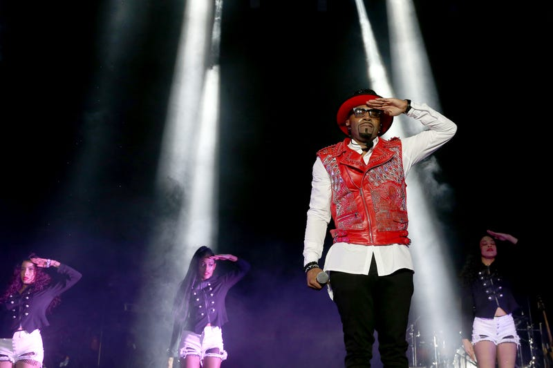 Teddy Riley performs onstage during the 2018 Essence Festival presented by Coca-Cola - Day 3 at Louisiana Superdome on July 7, 2018, in New Orleans.