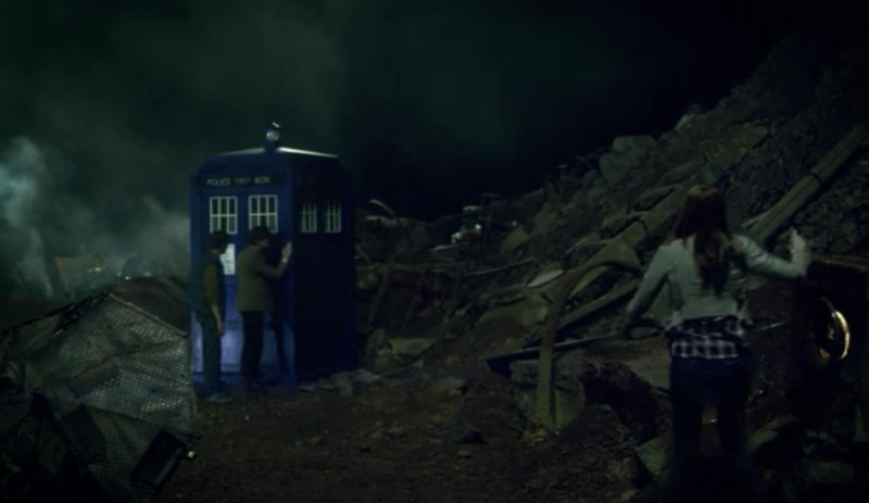 Illustration for article titled How The TARDIS Got Its Famous Dematerialization Sound