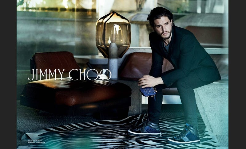 Illustration for article titled Jon Snow Knows Nothing About Jimmy Choo Shoes