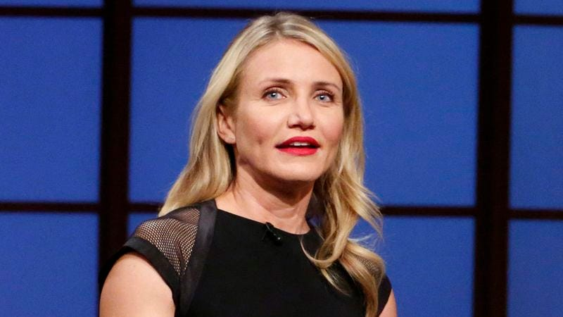 Illustration for article titled Cameron Diaz Finally Opens Up About Generally Positive Experience In Show Business