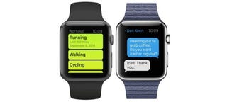 Illustration for article titled Say Hello to San Francisco, the Font Apple Designed For Its Watch