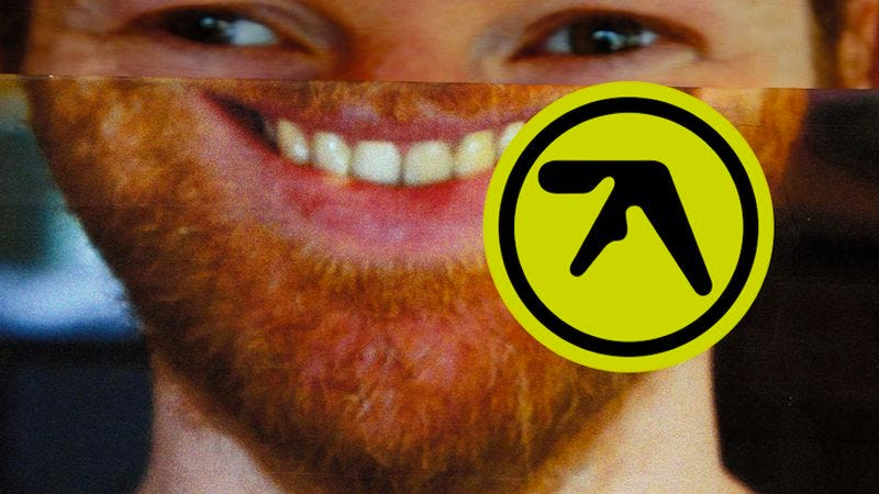 Illustration for article titled Aphex Twin returns user-friendly with his first album in 13 years