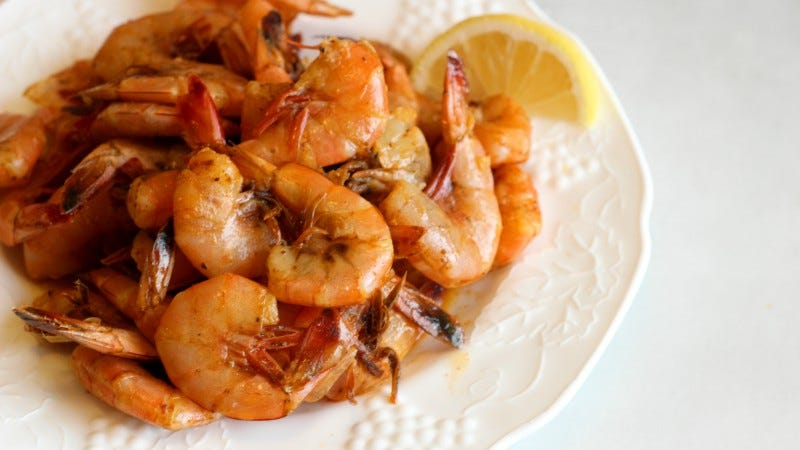 Sous-Vide Shrimp Are Almost Impossible to Mess Up