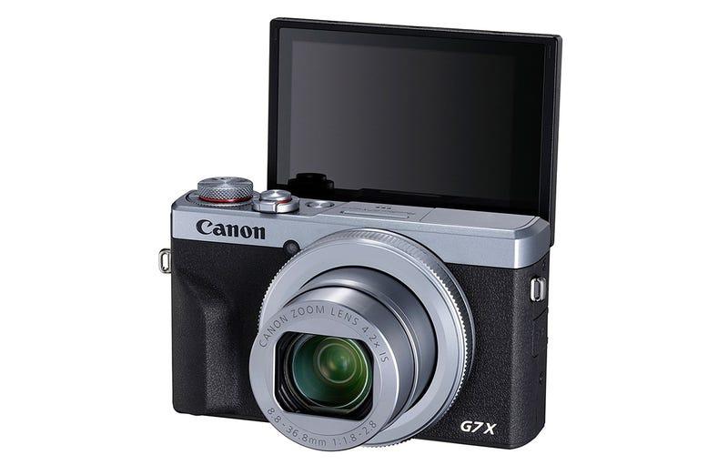 Illustration for article titled Canon traiciona a la fotografía tradicional con la G7 X III, una cámara que graba vídeo nativo en vertical