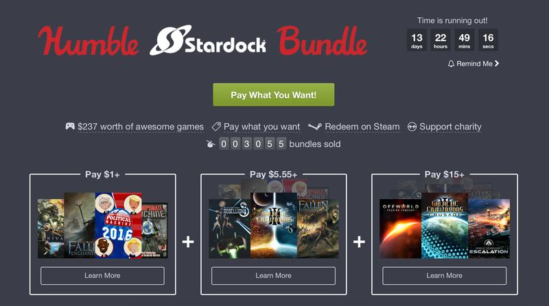 Humble Stardock Bundle
