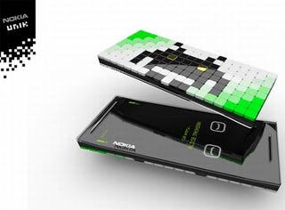 Illustration for article titled Concept UNIK Phone Could Save Nokia From Its BudgetPhone Woes