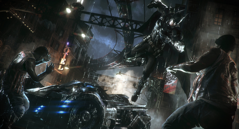 Illustration for article titled What Happens When You Try To Kill People In Batman: Arkham Knight