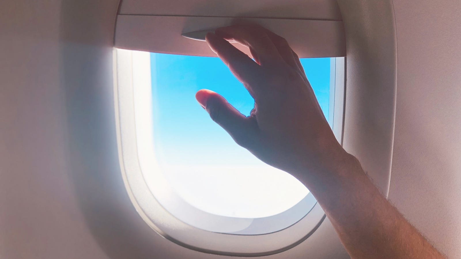 Who Has the Right to the Window Shade on a Flight?