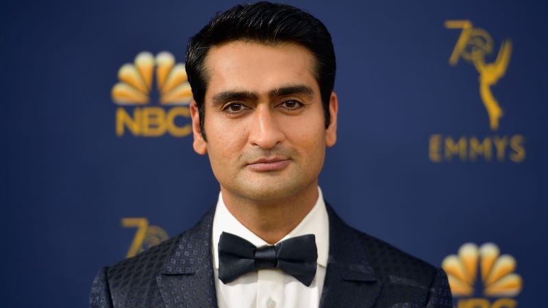 Illustration for article titled Kumail Nanjiani will star in a film adaptation of Simon Rich's Any Person, Living Or Dead