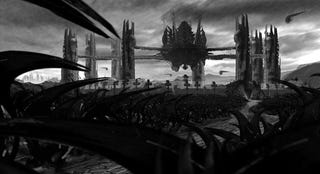 Illustration for article titled Green Lantern Concept Artist Reimagines Star Trek