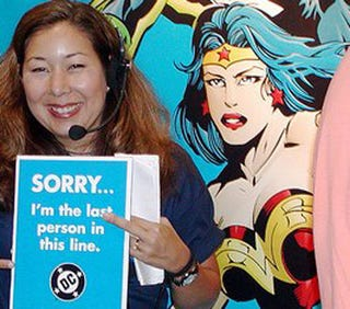 Illustration for article titled San Diego Comic Con: Not Really For Girls?
