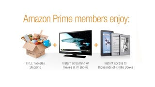 Illustration for article titled Is Amazon Prime a Good Gift?
