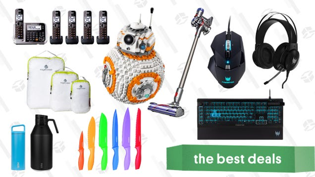 Thursday s Best Deals: Acer Gold Box, Under Armour, Patagonia, Dyson, and More