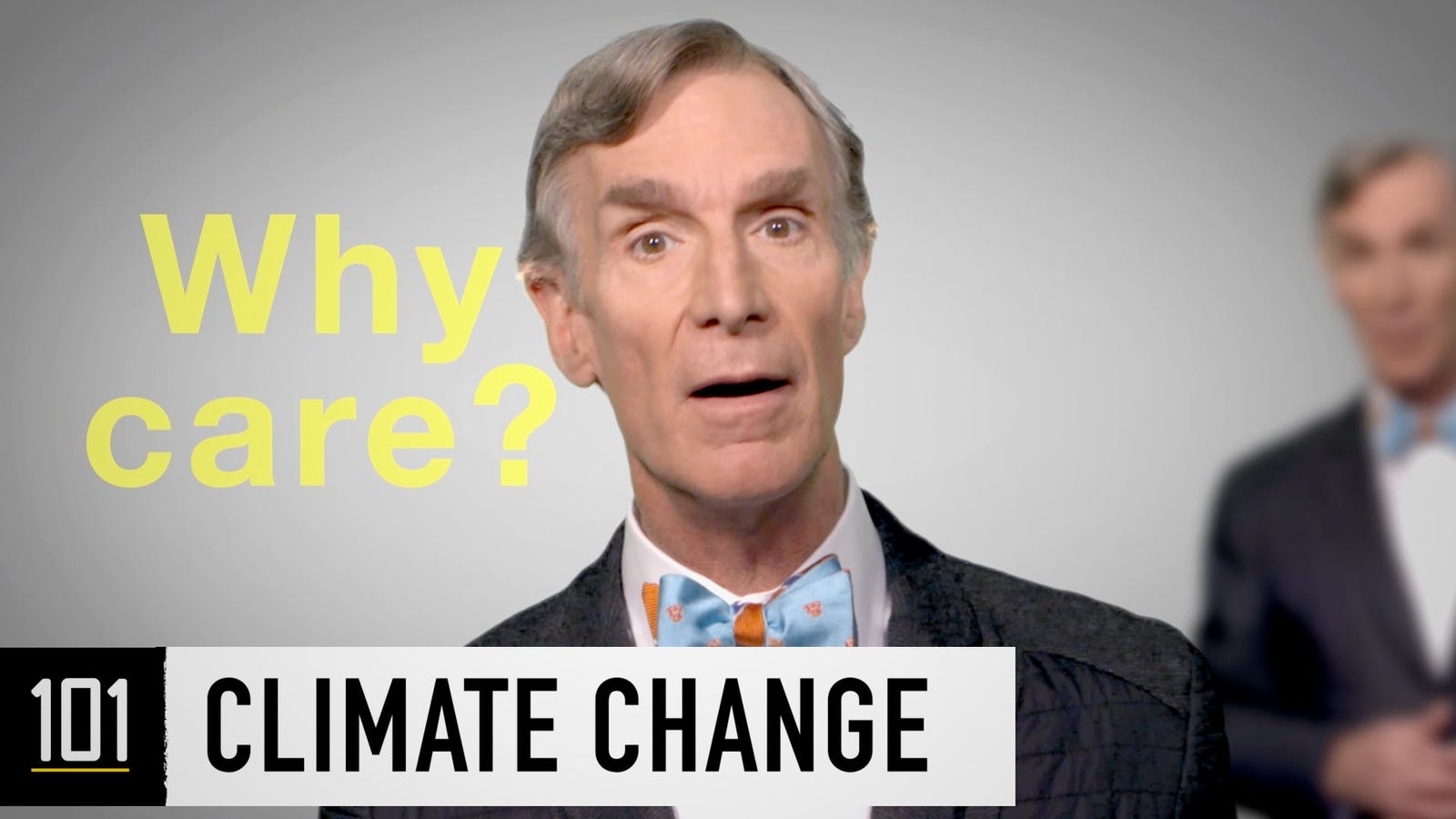 Bill Nye Explains Everything You Need to Know About Earth's Changing Climate