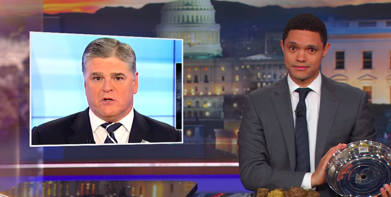 The Daily Show With Trevor Noah (Screenshot: Comedy Central)