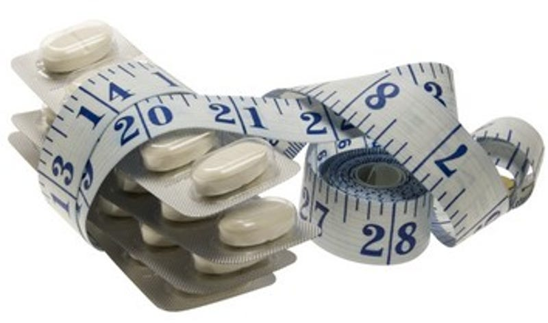 Weight loss record form replacement for