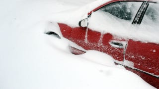 Illustration for article titled How a Man Survived Without Food For Two Months in a Snow-Buried Car