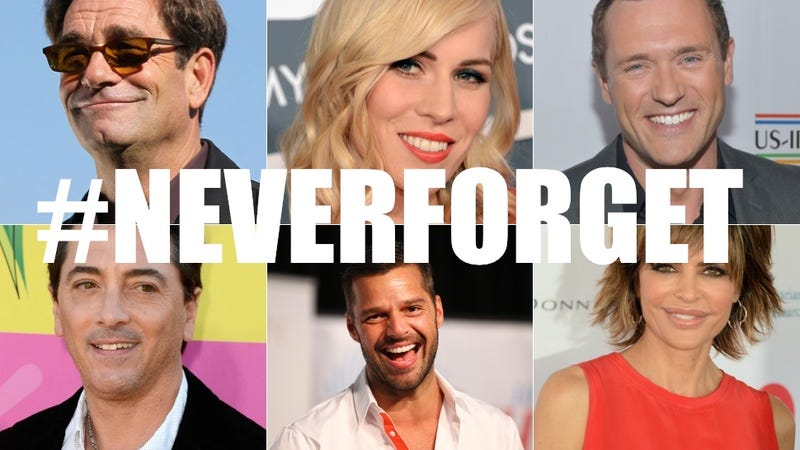 Illustration for article titled Because You Probably Forgot 9/11, Celebrities Help You Remember