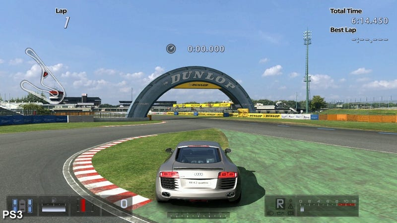 Forza Motorsport 4 Was Released This Month Its A Great Game Looking Too Gran Turismo 5 Last Year Is Also