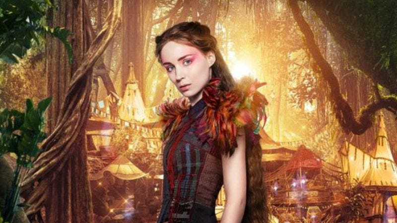 Illustration for article titled Rooney Mara says she regrets taking the role of Tiger Lily in Pan