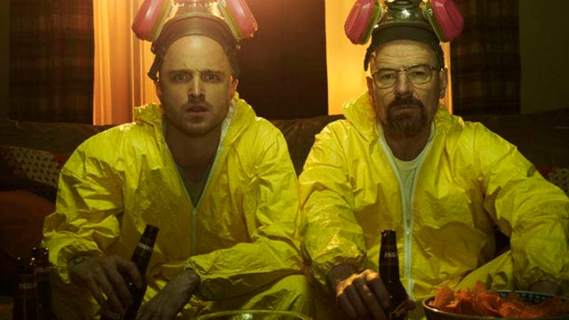 Illustration for article titled Breaking Bad is coming back for another binge-friendly marathon on AMC