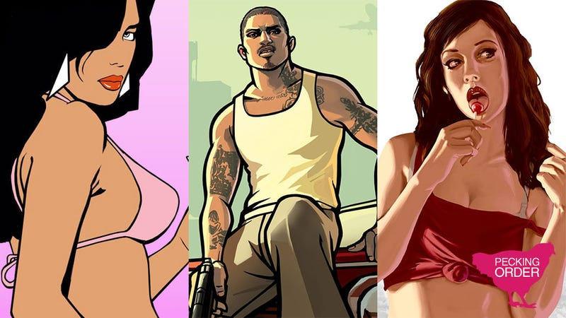"Illustration for article titled Let's Rank The Grand Theft Auto Games, Best to ""Worst"""