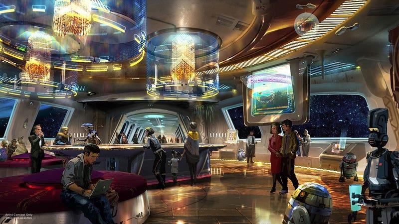 Images: Disney/Lucasfilm via Disney Parks Blog