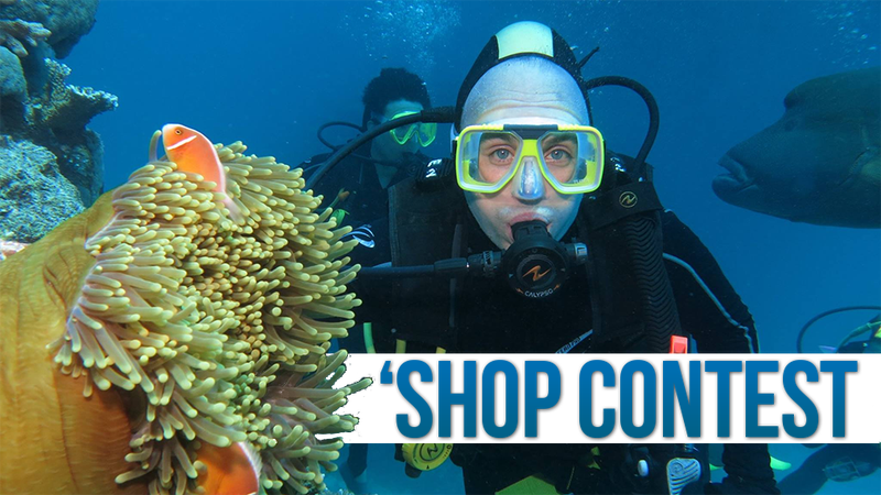 Illustration for article titled Kotaku 'Shop Contest: Under The Sea