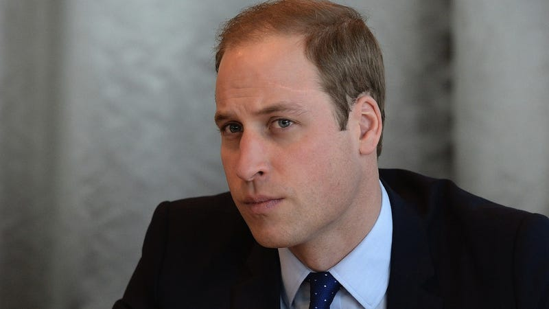 Illustration for article titled Is Prince William Just a Big, Dumb Queue-Cutter?