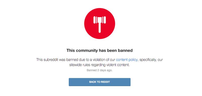 Reddit forces