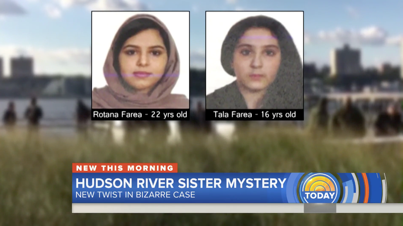 Illustration for article titled Two Sisters Found Dead And Bound in Hudson River Reportedly Entered Water Alive