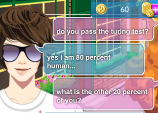 Illustration for article titled This Digital Boyfriend Game Is Like Dating Cleverbot, Except Even More Hilarious/Creepy