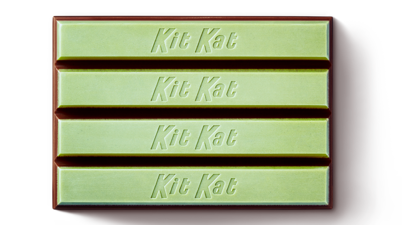 Illustration for article titled Do not give me a break, just give me this new Kit Kat