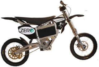 Illustration for article titled Zero X Electric Motorcycle is Fast, Eco-Friendly, USB Compatible