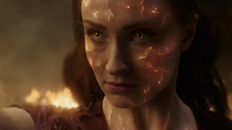 "Illustration for article titled Simon Kinberg says Dark Phoenix was never supposed to be ""a classic superhero movie"""