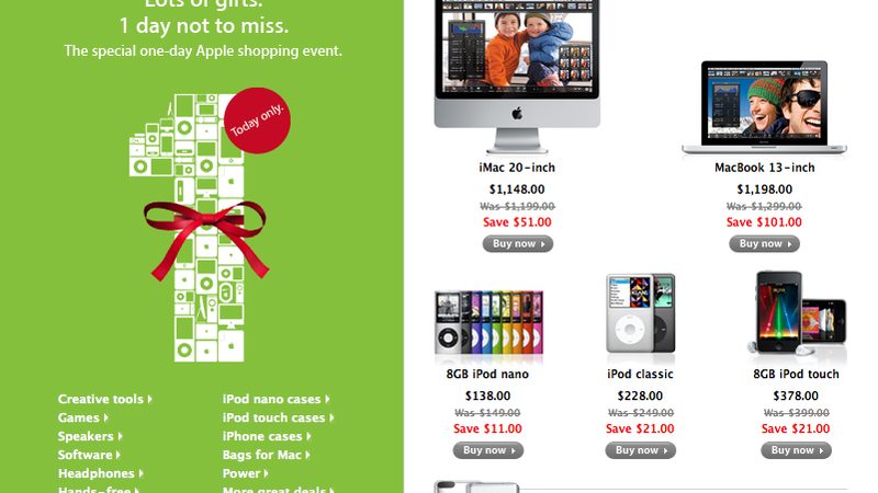 Apple Black Friday Deals Include Some Decent Third-Party ...