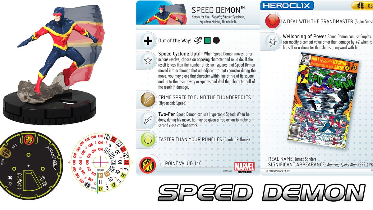 Evil Deadpool And More Than A Dozen New Herolix Figures