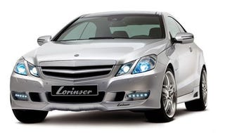 Illustration for article titled Lorinser Presents The Acura E-Class Coupe