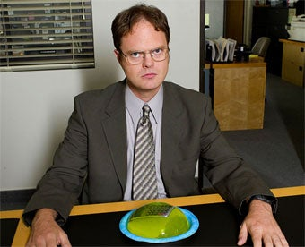 Illustration for article titled The Office's Dwight Reveals Gamertags Of The Stars