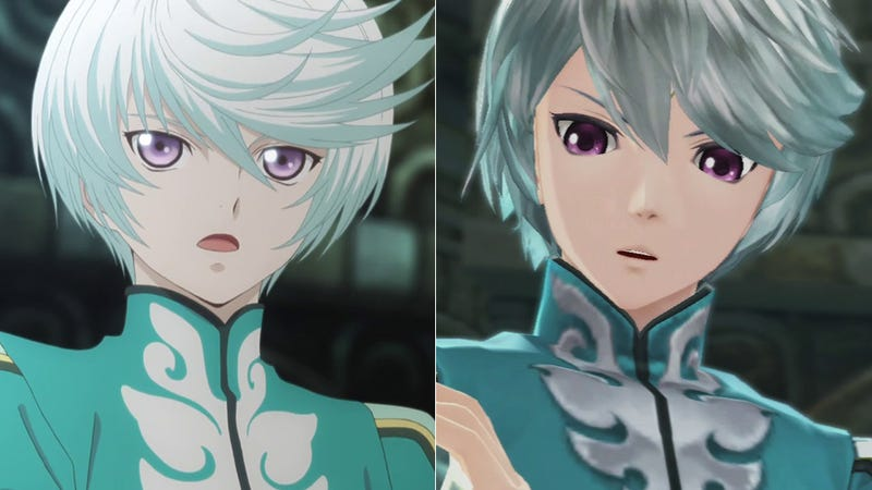 Illustration for article titled Let's Compare the Tales of Zestiria Anime to the Game
